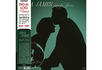 James Etta - Sings For Lovers - (LP + Bonus-CD)