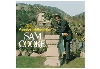 Sam Cooke - The Wonderful World Of Sam Cooke - (Vinyl)