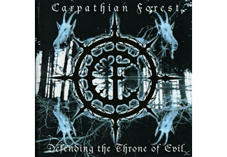 Carpathian Forest - Defending The Throne Of Evil - (Vinyl)