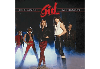 The Girl! - Live In London - (CD)