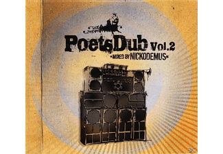 Various/Nickodemus Pres. - Poets Dub Vol.2 (Mixed By Nickodemus) [CD]
