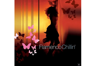 VARIOUS - Flamenco Chillin' Vol.1 [CD]