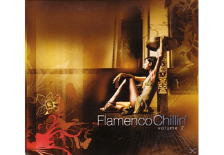 VARIOUS - Flamenco Chillin' Vol.2 [CD]