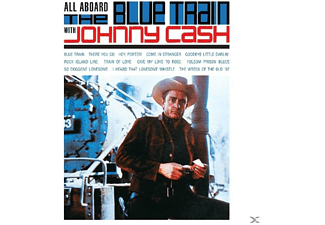 Johnny Cash - All Abroad The Blue Train - (CD)