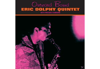 Eric Dolphy - Outward Bound - (CD)
