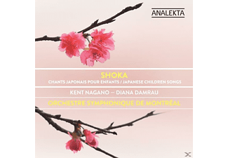 Nagano/Damrau/OS Montréal - Shoka-Japanese Children Songs - (CD)