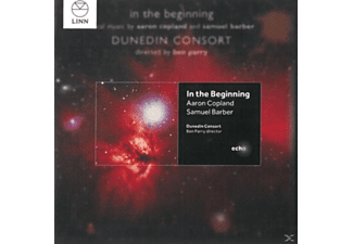 Dunedin Consort - In the Beginning - (CD)