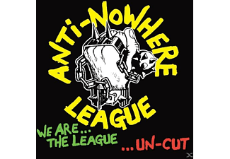 Anti-Nowhere League - We Are The League...Uncut - (CD)