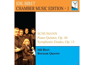 Idil/borusan Quartet Biret - Chamber Music Edition 1 - (CD)