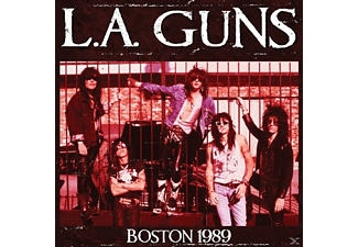 L.A. Guns - Boston 1989 - (CD)
