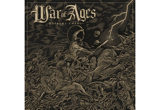 War Of Ages - Supreme Chaos - (CD)
