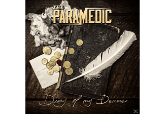 The Paramedic - Diary Of My Demons - (CD)