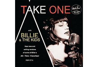Billie & The Kids - Take One - (CD)