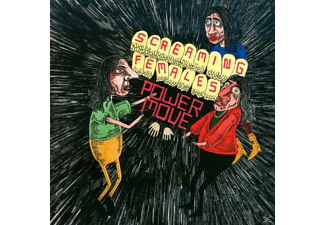 Screaming Females - Power Move [CD]