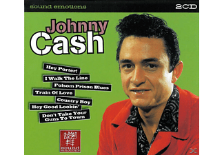 Johnny Cash - Cash Johnny - (CD)