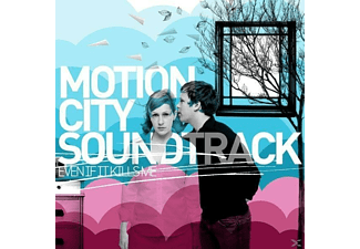 Motion City Soundtrack - Even If It Kills Me - (CD)