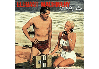 Elegant Machinery - Yesterday Man - (CD)