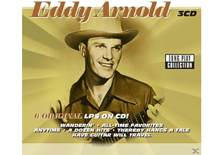 Eddy Arnold - Long Play Collection - (CD)