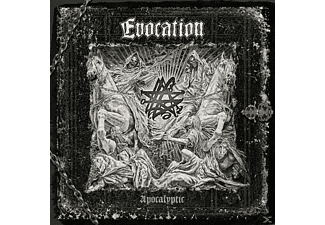 Evocation - Apocalyptic [Cd+Dvd] - (CD + DVD Video)