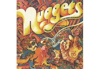 VARIOUS - Nuggets-Original Artyfacts From The First Psychede - (Vinyl)