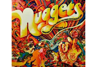 Nuggets - Original Artyfacts From The First Psychede - (CD)
