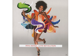 Inna Modja - Love Revolution [CD]