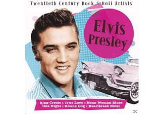 Elvis Presley - Twentieth Century Rock & Roll Artists [CD]