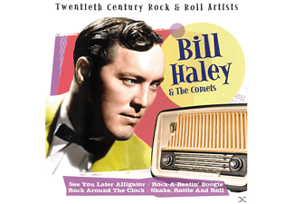 Bill Haley - Twentieth Century Rock&Roll Artists [CD]