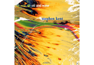 Steven Kent - Oil And Water - (CD)