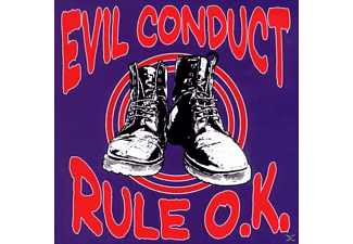 Evil Conduct - Rule O.K. [CD]