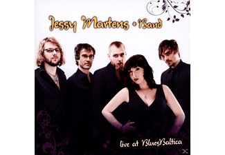 Jessy & Band Martens - Live at Blues Baltica - (CD)