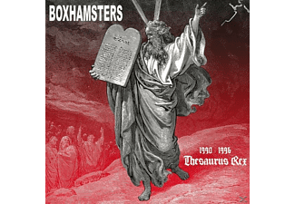 Boxhamsters - Thesaurus Rex [CD]