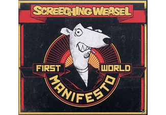 Screeching Weasel - First World Manifesto [CD]