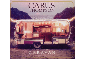 Carus Thompson - Caravan - (CD)