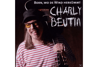 Charly Beutin - Born, Wo De Wind Herkümmt [CD]