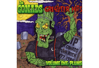 The Gonads - Greater Hits-Volume One: Plums - (Vinyl)