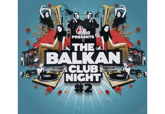 VARIOUS - The Balkan Club Night # 2 - (CD)