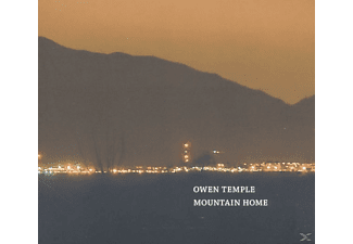 Owen Temple - Mountain Home - (CD)