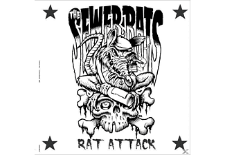 Sewer Rats - Rat Attack [CD]