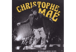 Christophe Maé - On Trace La Route-Le Live [CD]