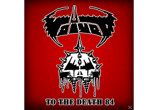 Voivod - To The Death 84 - (CD)