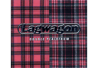 Lagwagon - Double Plaidinum (Reissue) - (CD)