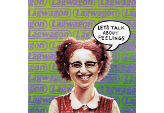 Lagwagon - Let's Talk About Feelings (Reissue) - (Vinyl)