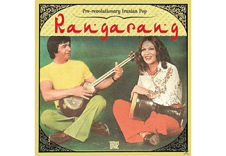 Various/Pre-Revolutionary Iranian Pop - Rangaran [Doppel-Cd] [CD]