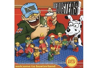 The Busters - Welcome To Busterland - (CD)