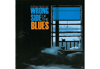 Trampled Under Foot - Wrong Side Of The Blues - (CD)