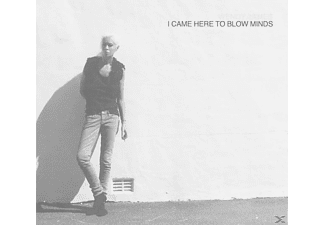 Wendy James - I Came Here To Blow Minds [CD]