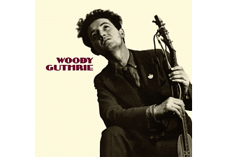 Woody Guthrie - THIS MACHINE KILLS FASCISTS - (Vinyl)
