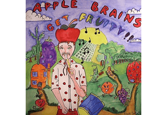 Apple Brains - Get Fruity [CD]