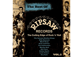 VARIOUS - The Best Of Ripsaw Records Vol.2 - (CD)